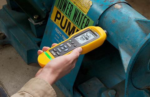 ứng dụng máy đo độ rung
