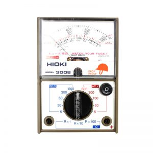 Đồng hồ vạn năng Hioki 3008 Nhật