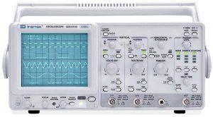 Các thông số kỹ thuật quan trọng của máy hiện sóng
